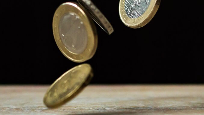 Euros Falling
